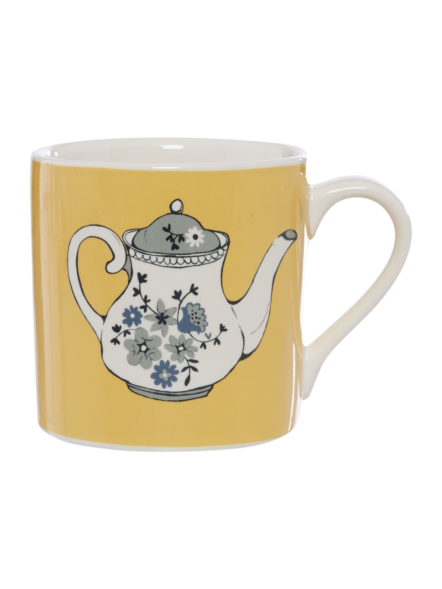Dickins & Jones Stoneware Mug Range