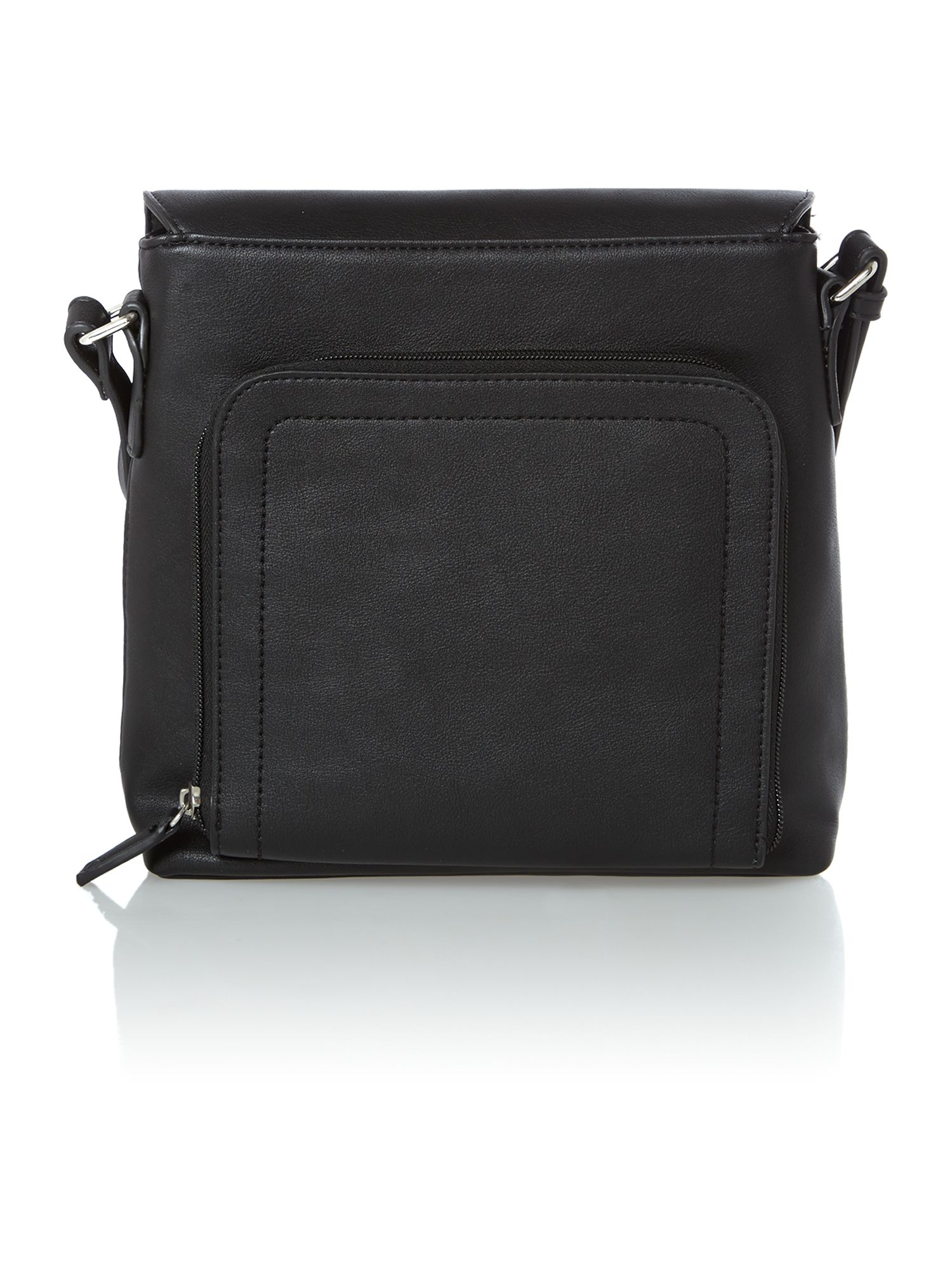 Carey black cross body bag