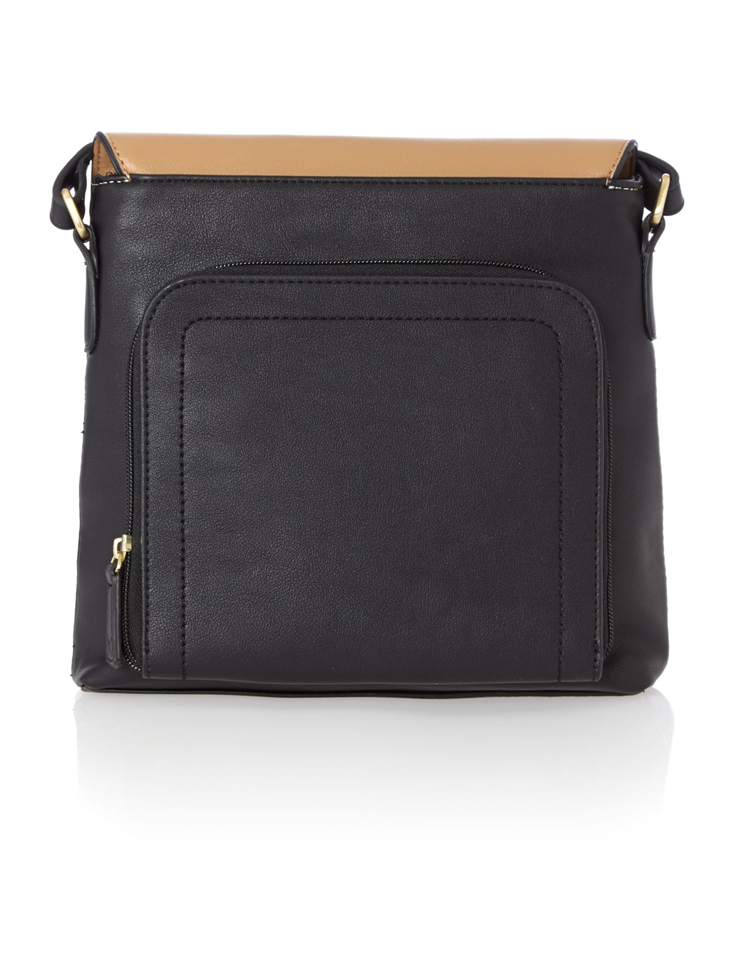 Carey monochrome cross body bag