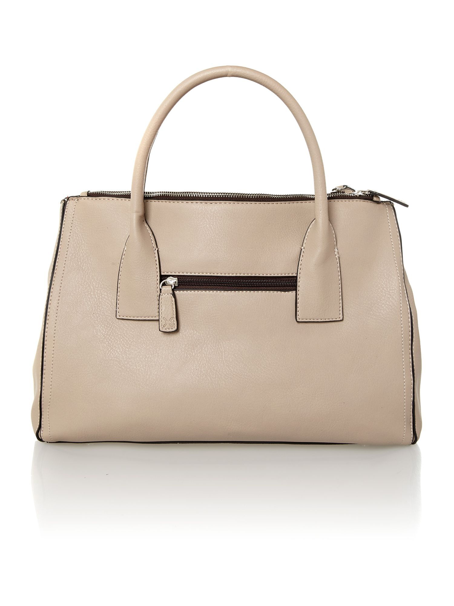 Nikki neutral tote bag