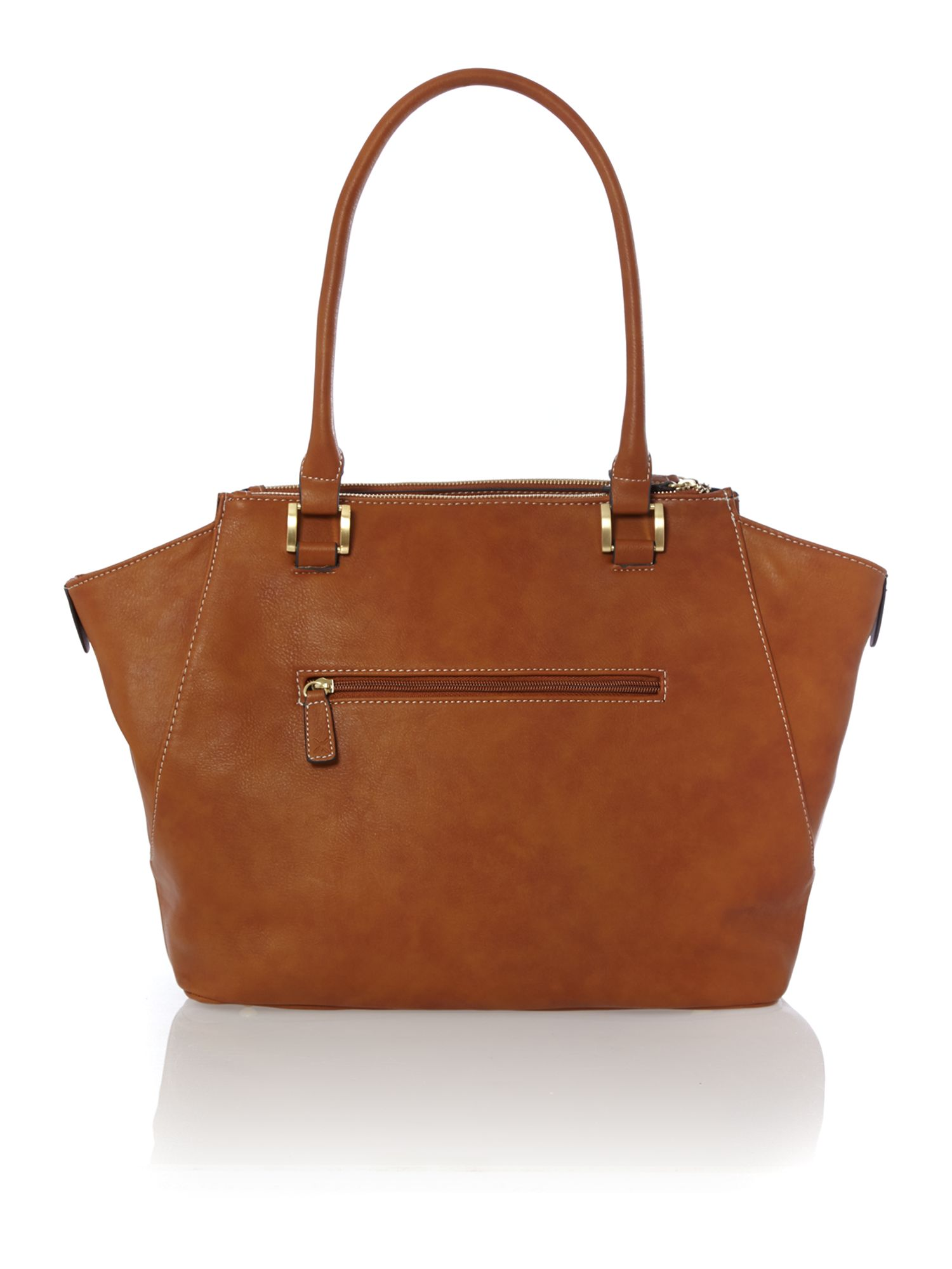 Nova tan large tote bag