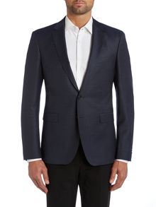 Rhett extra slim textured jacket