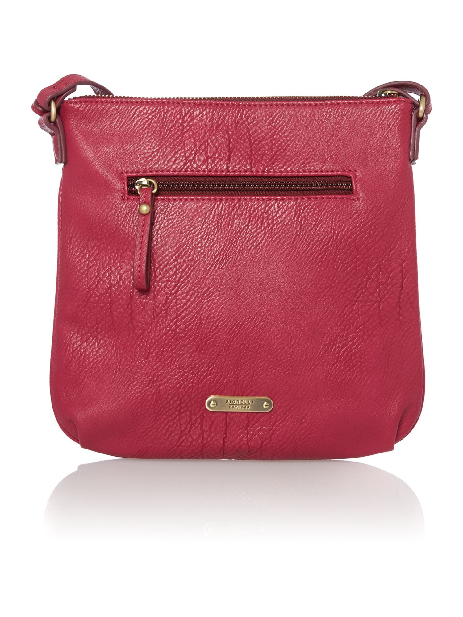 Phoebe pink cross body bag