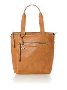 Robyn tan tote bag