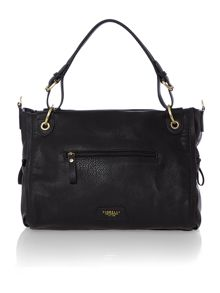 Roxy black tote bag