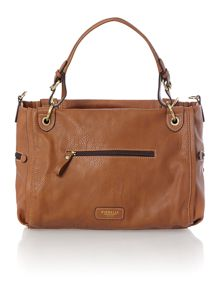 Roxy tan tote bag
