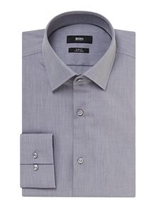 Jenno slim fit textured shirt