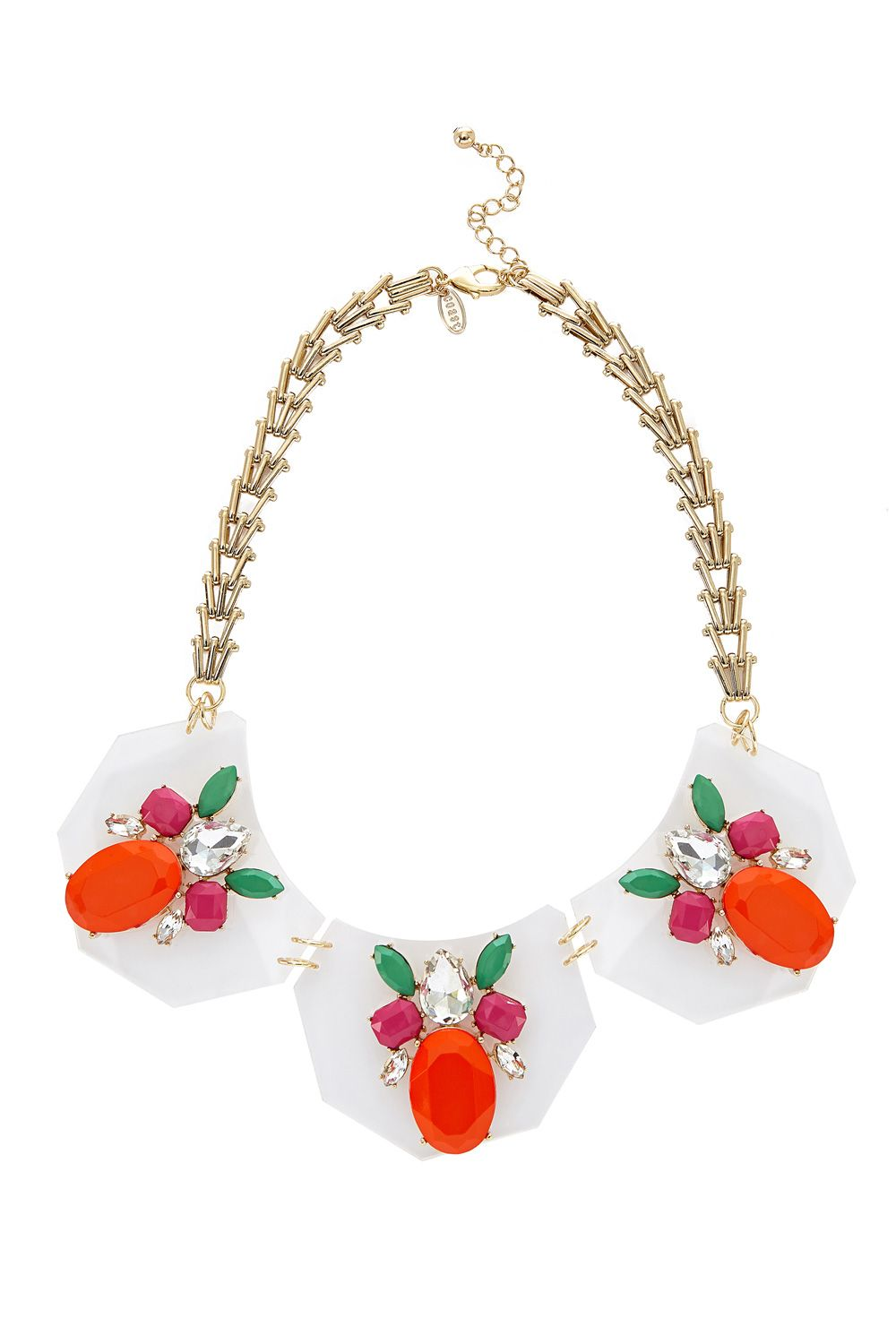 Super Perspex Necklace