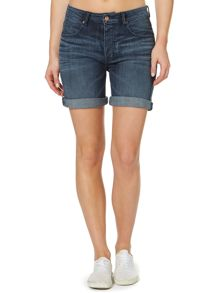 Dr Denim Rose long shorts in blue used