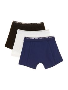 Boys 3 pack shorts