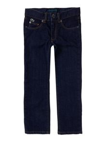 Boys dark wash jean