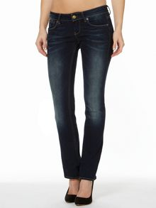 3301 straight jeans in comfort bloom