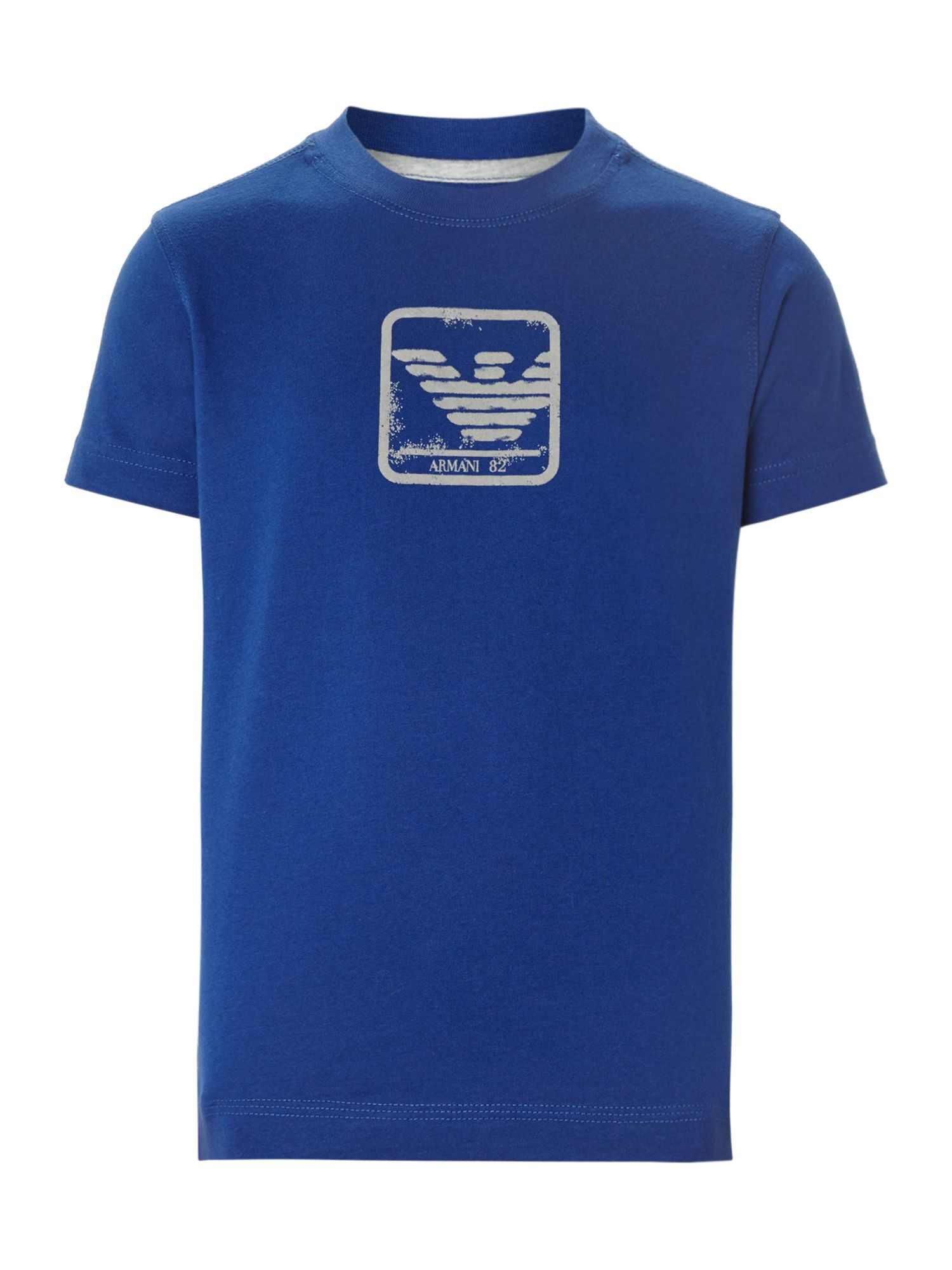 Boy`s logo t-shirt