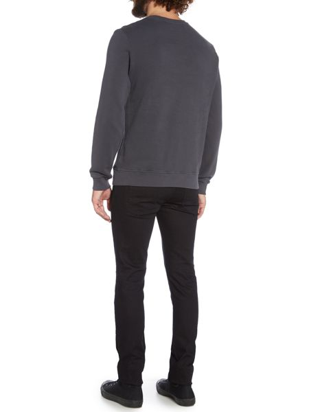 Label Lab Ledbury crew neck sweater