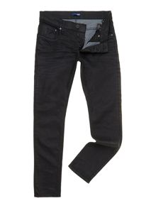 Defend super slim dark wash jeans