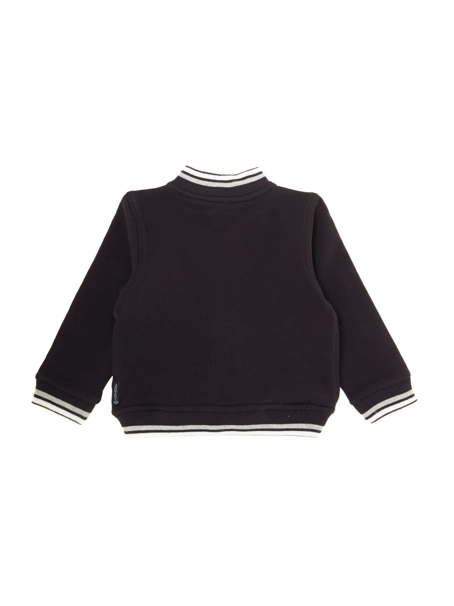 Boy`s half funnel neck sweater