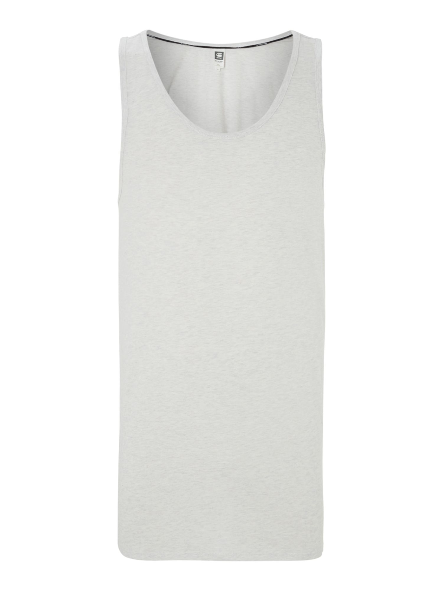 Basic scoop neck vest