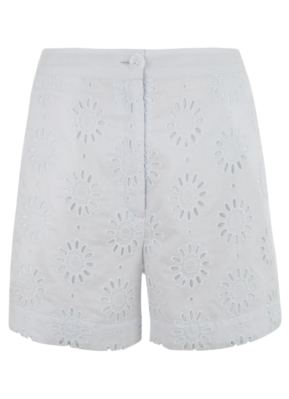 Ice broderie shorts