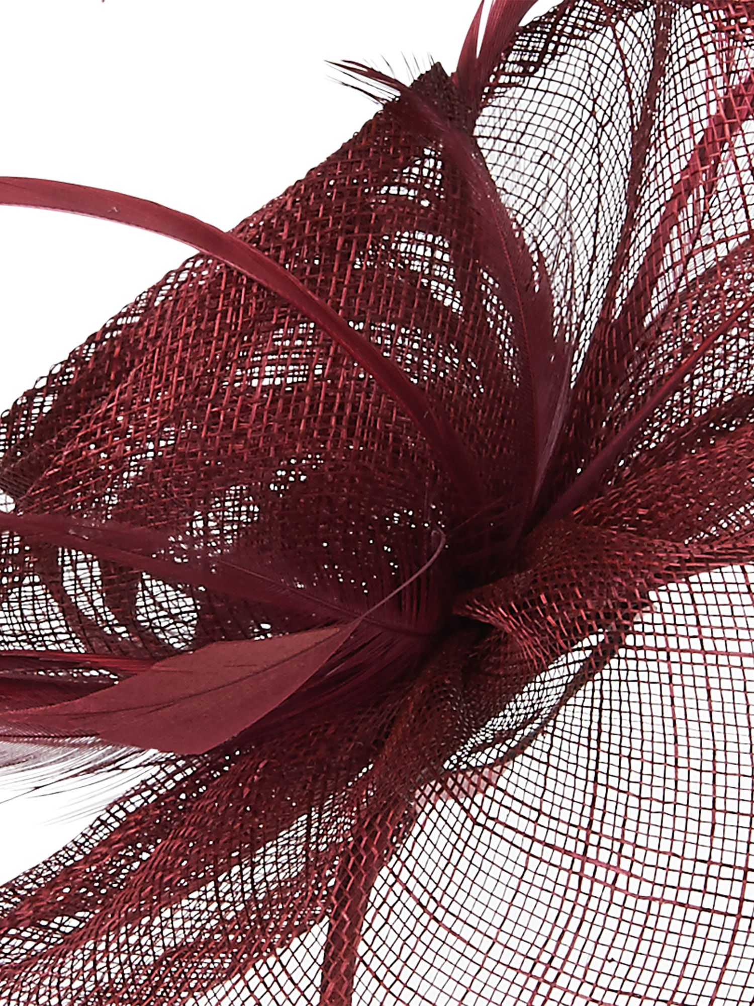 Jennifer fascinator