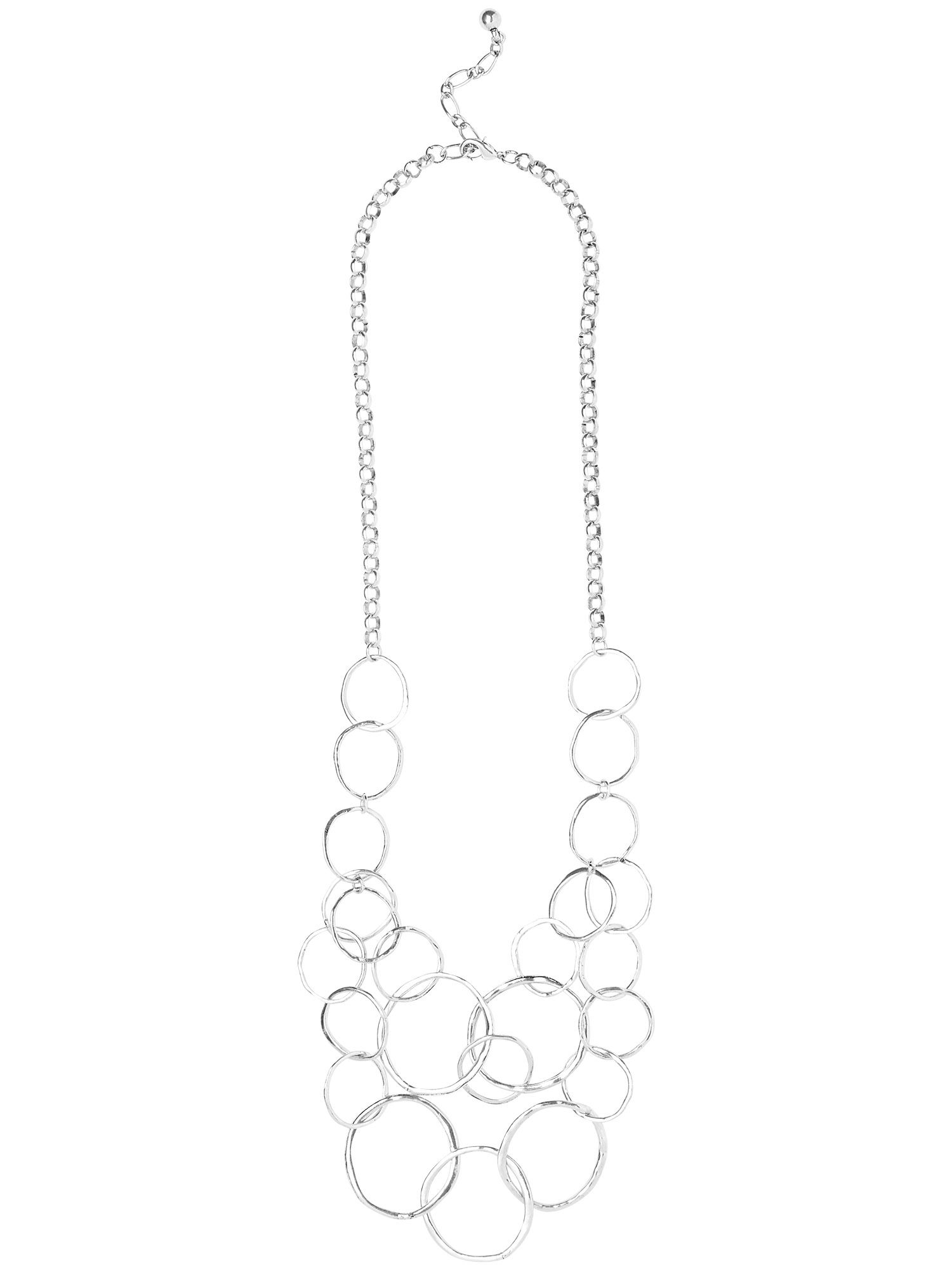 Sofie rings necklace