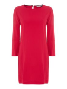 Marella Vocio 3/4 sleeved shift dress