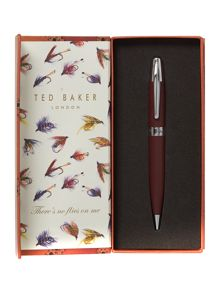 Ted Baker Leather pen