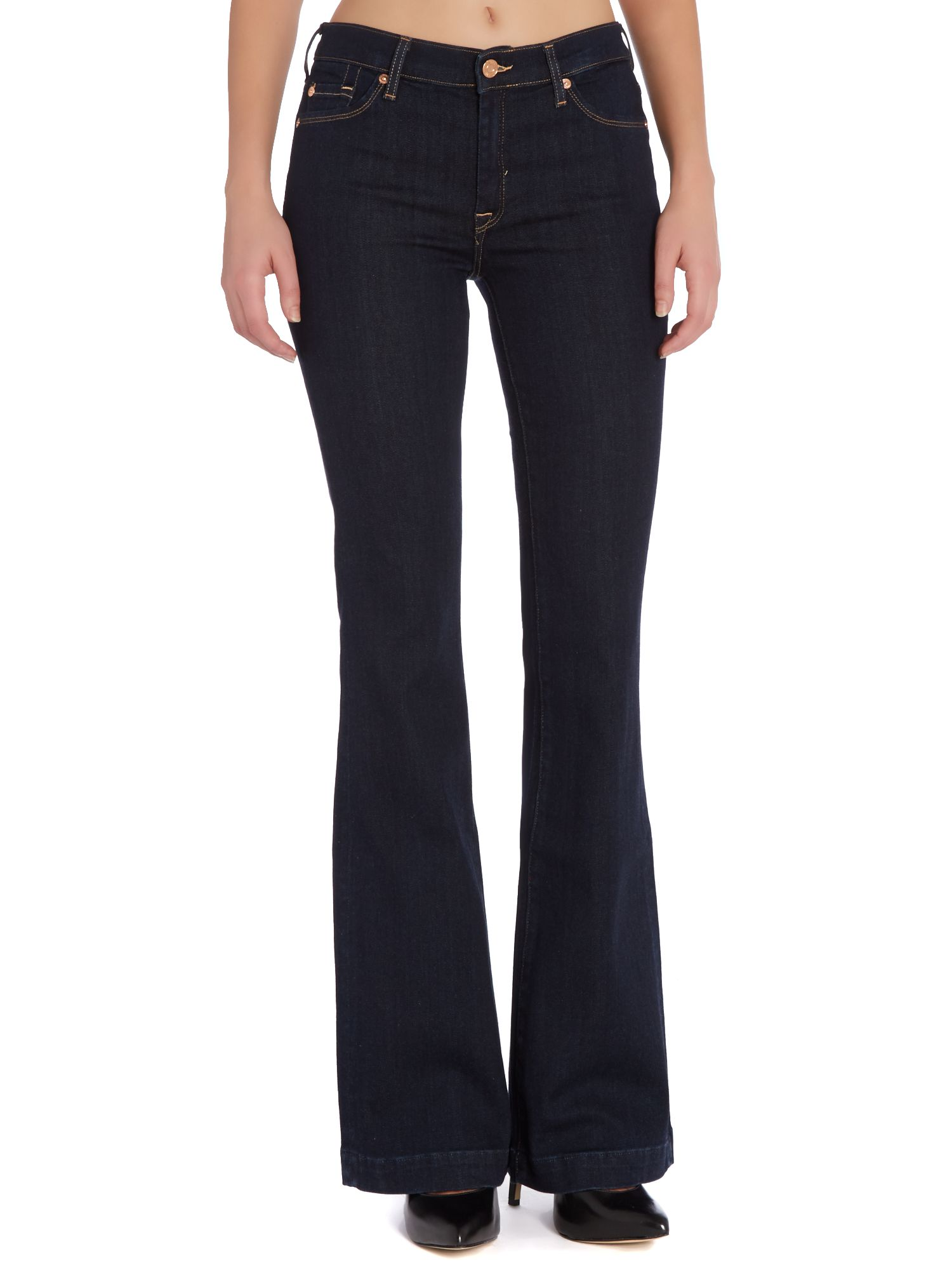 Charlize bootcut jeans in star shadow