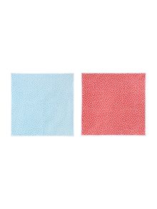 Dickins & Jones Spot napkin set of 4