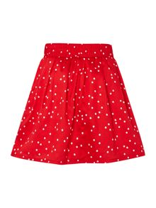 Girls spot full skirt