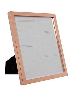 Casa Couture Copper westcroft multi aperture frame
