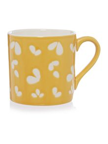 Yellow sycamore mug