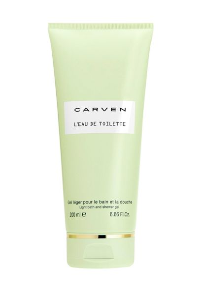 Carven Light Bath & Shower Gel 200ml.