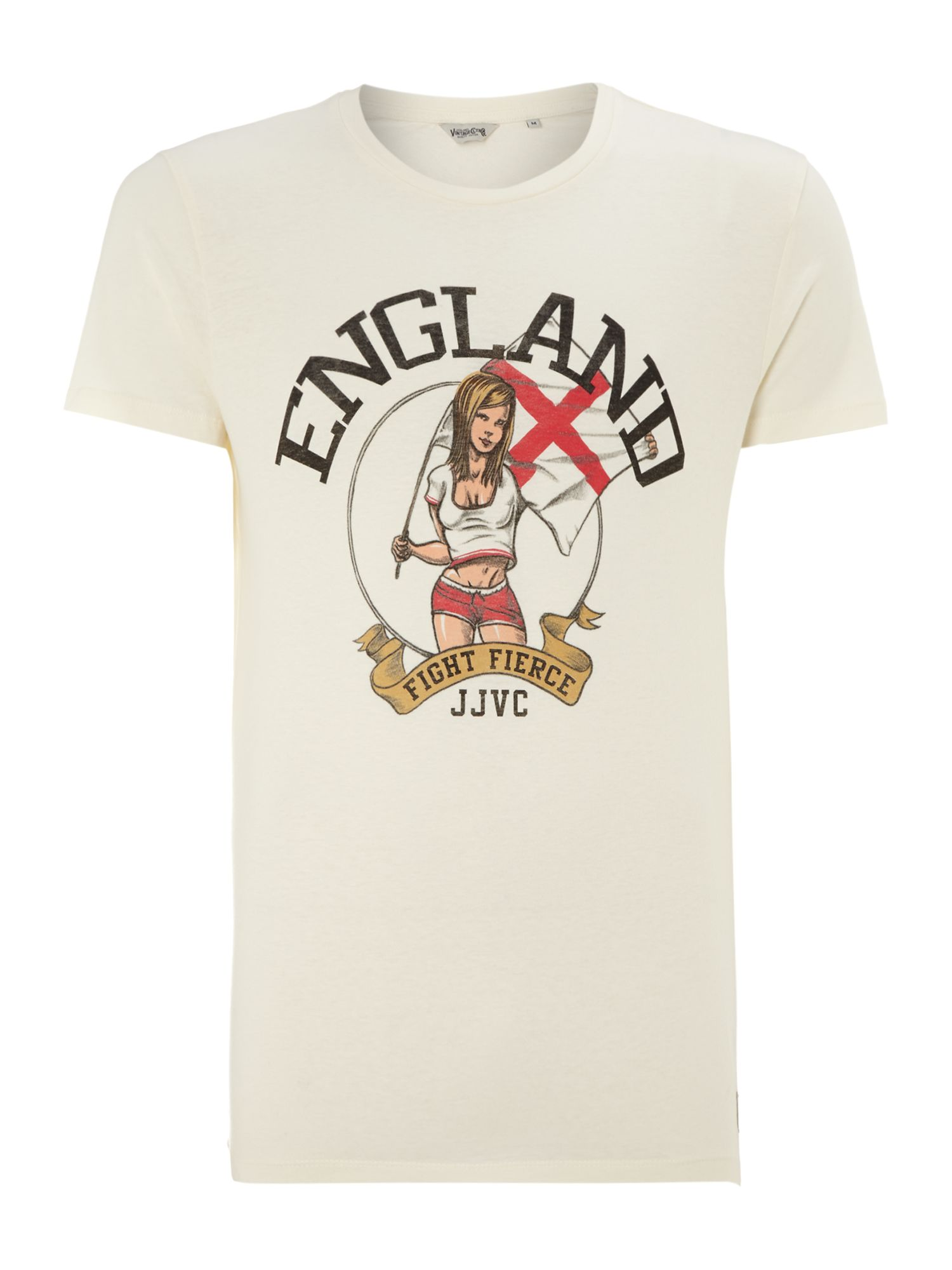 Fierce football t-shirt