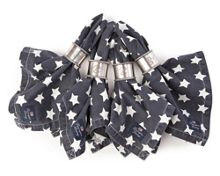 Napkin 50x50 flag star