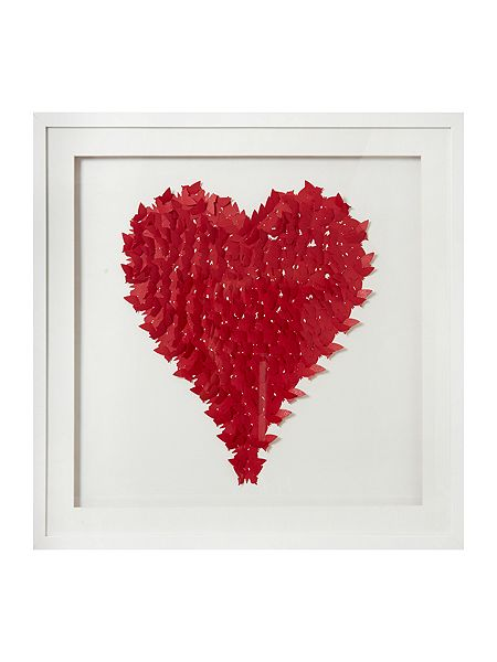 Red Love Wall Decor : Redirect