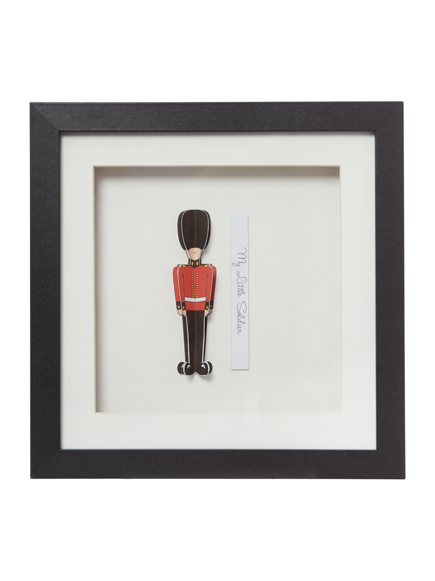 Guardmen wall art