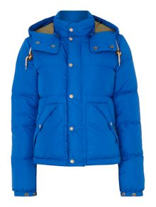 Elmwood padded coat with detachable hood