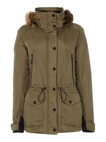 Polo Ralph Lauren Long sleeved parka coat