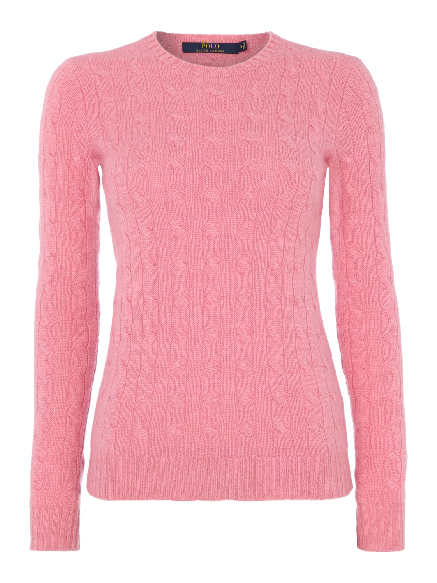 Julianna long sleeved cashmere jumper