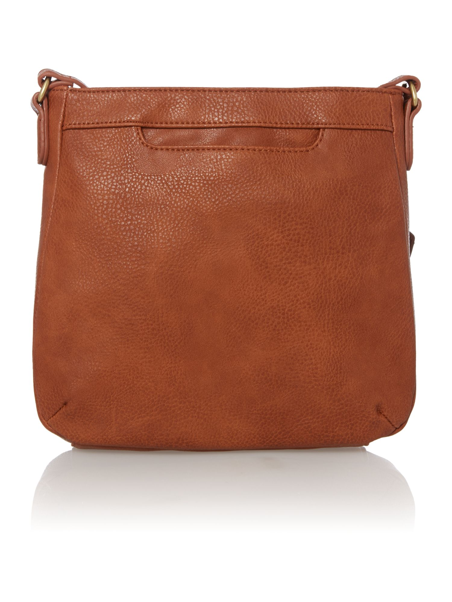 Natalie tan crossbody bag