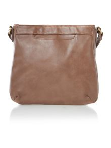 Natalie neutral crossbody bag