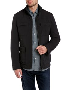 Balger four pocket coat
