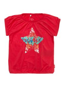 Girls star graphic t-shirt