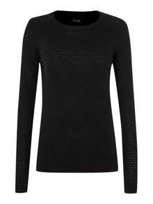 SHARE KNIT JUMPER