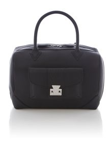Matthew Williamson Thumper black small bowling bag