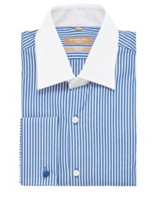 Richard James Mayfair Jermyn bold stripe shirt