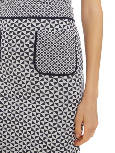 Dickins & Jones Skirt mono taz ponti