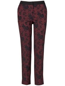Phase Eight Trina jacquard trousers
