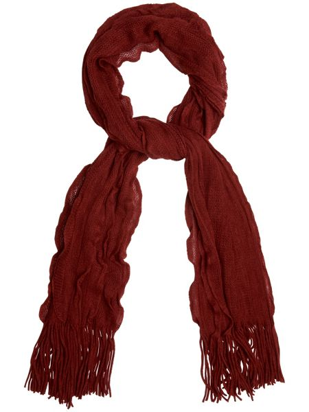 Phase Eight Darcy frill scarf