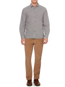 montrose gingham long sleeve shirt